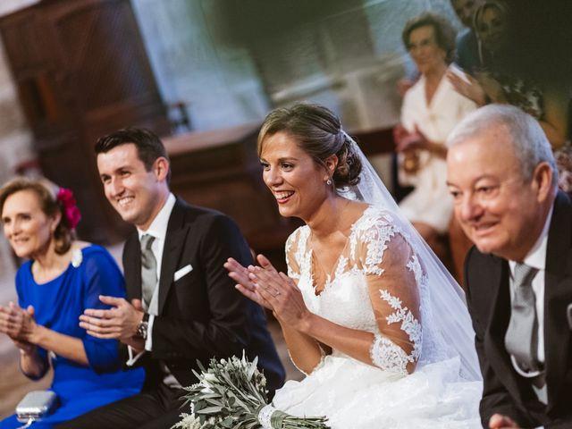 La boda de Pablo y Inma en Ourense, Orense 43