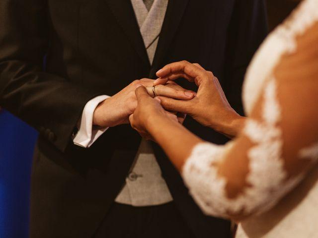 La boda de Pablo y Inma en Ourense, Orense 44
