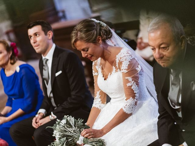 La boda de Pablo y Inma en Ourense, Orense 45