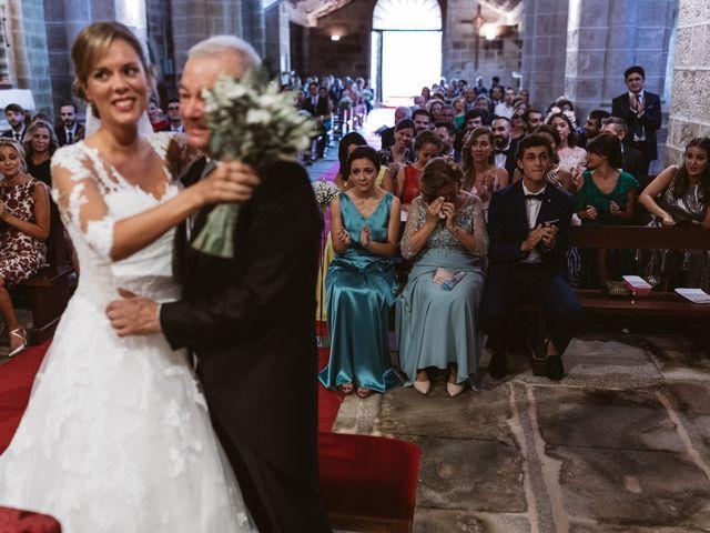 La boda de Pablo y Inma en Ourense, Orense 48