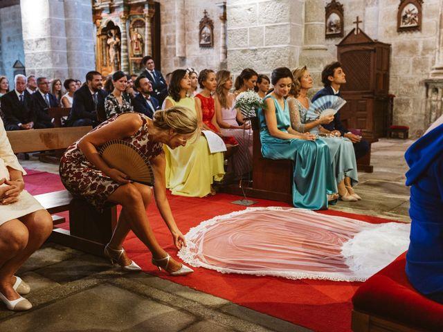 La boda de Pablo y Inma en Ourense, Orense 50