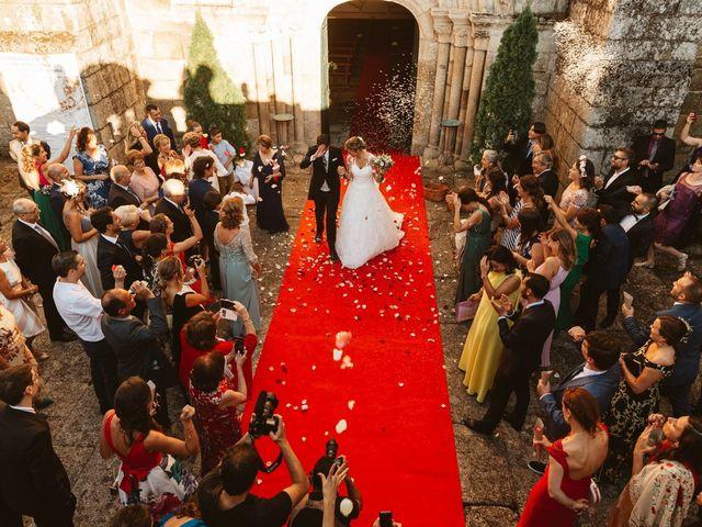 La boda de Pablo y Inma en Ourense, Orense 51