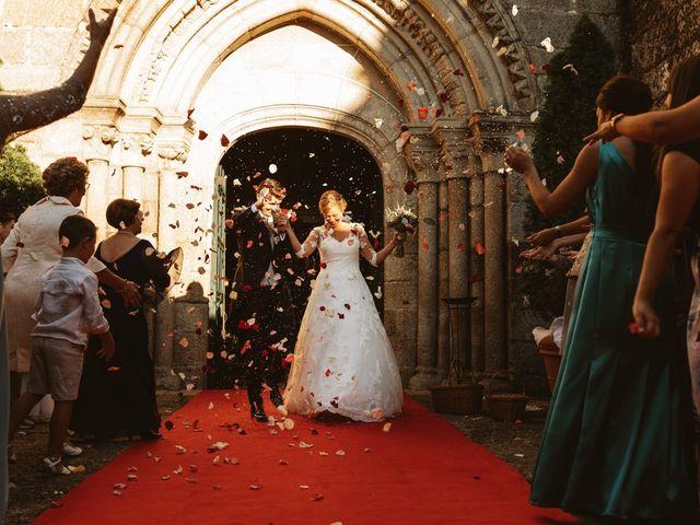 La boda de Pablo y Inma en Ourense, Orense 52