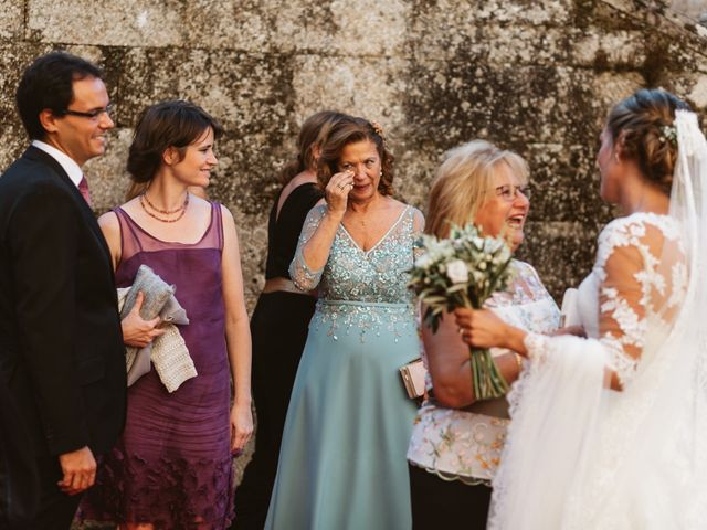 La boda de Pablo y Inma en Ourense, Orense 54