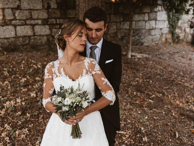 La boda de Pablo y Inma en Ourense, Orense 55
