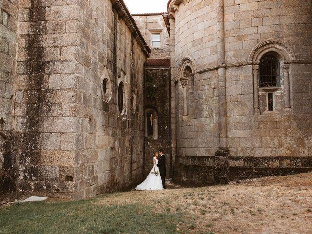 La boda de Pablo y Inma en Ourense, Orense 63