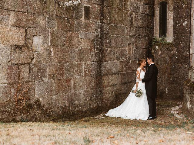 La boda de Pablo y Inma en Ourense, Orense 64