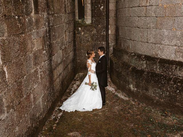 La boda de Pablo y Inma en Ourense, Orense 65