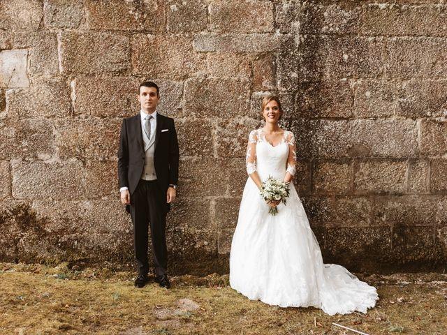 La boda de Pablo y Inma en Ourense, Orense 67