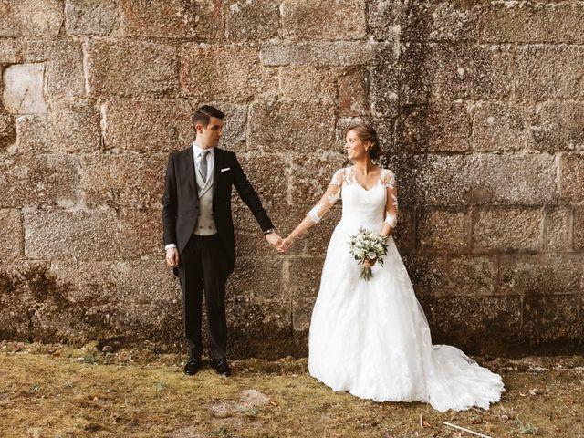 La boda de Pablo y Inma en Ourense, Orense 69