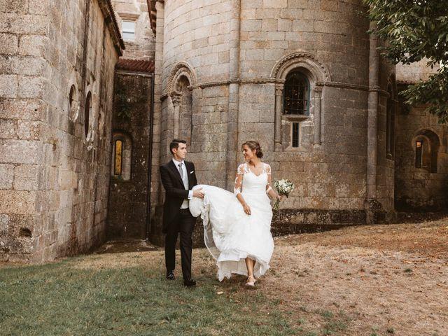La boda de Pablo y Inma en Ourense, Orense 70