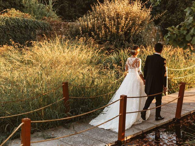 La boda de Pablo y Inma en Ourense, Orense 76