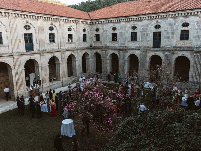 La boda de Pablo y Inma en Ourense, Orense 88