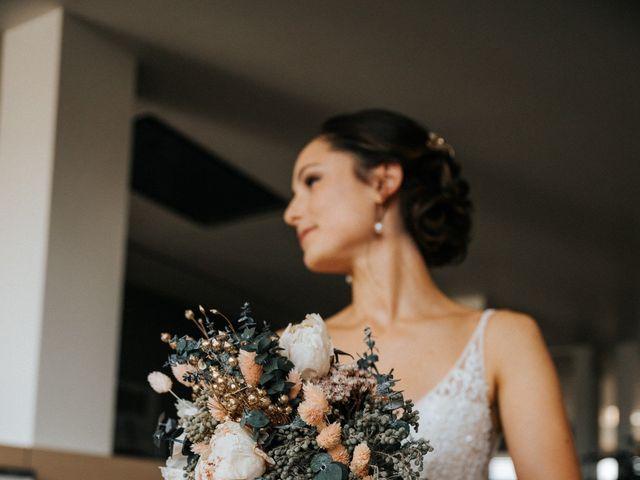 La boda de Dafydd y Raquel en Aspe, Alicante 23