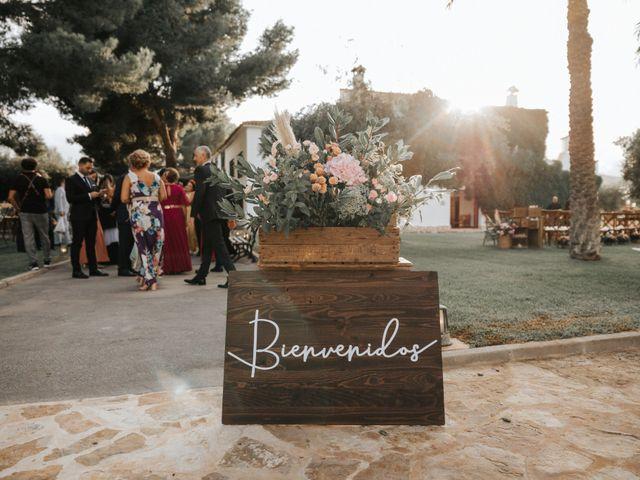 La boda de Dafydd y Raquel en Aspe, Alicante 30