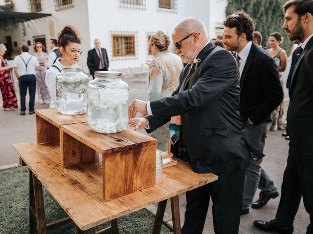 La boda de Dafydd y Raquel en Aspe, Alicante 31