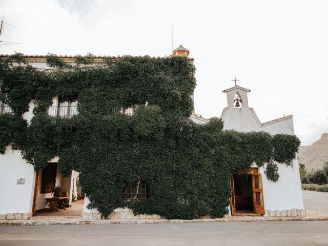 La boda de Dafydd y Raquel en Aspe, Alicante 32