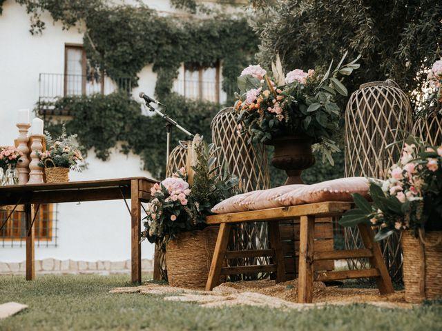 La boda de Dafydd y Raquel en Aspe, Alicante 35