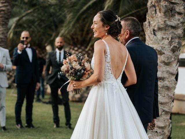 La boda de Dafydd y Raquel en Aspe, Alicante 38