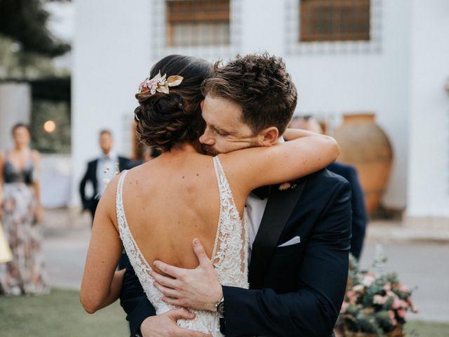 La boda de Dafydd y Raquel en Aspe, Alicante 40