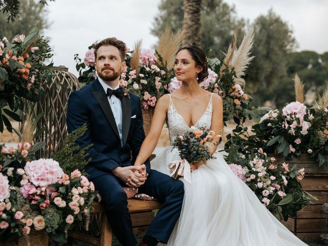 La boda de Dafydd y Raquel en Aspe, Alicante 41