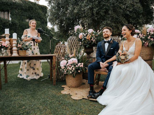 La boda de Dafydd y Raquel en Aspe, Alicante 47
