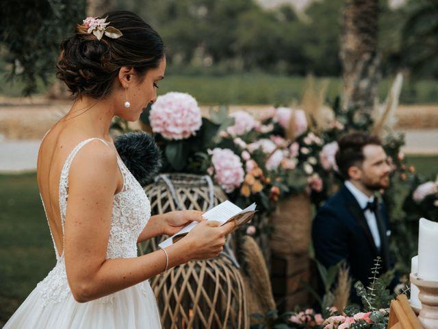 La boda de Dafydd y Raquel en Aspe, Alicante 46