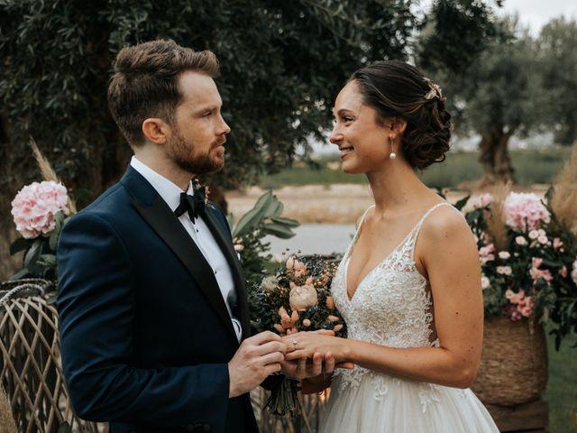 La boda de Dafydd y Raquel en Aspe, Alicante 49