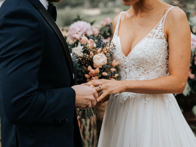 La boda de Dafydd y Raquel en Aspe, Alicante 50