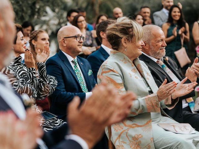 La boda de Dafydd y Raquel en Aspe, Alicante 52