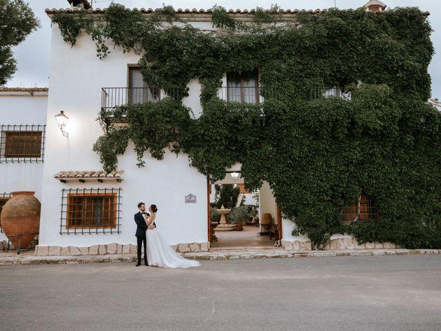 La boda de Dafydd y Raquel en Aspe, Alicante 54