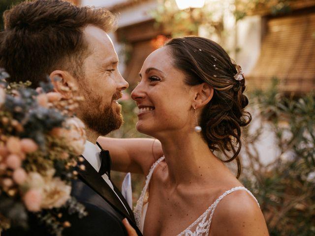 La boda de Dafydd y Raquel en Aspe, Alicante 58