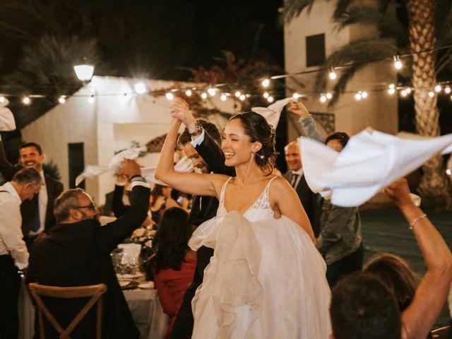 La boda de Dafydd y Raquel en Aspe, Alicante 61