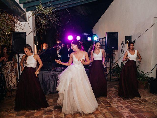 La boda de Dafydd y Raquel en Aspe, Alicante 79