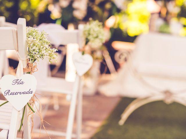 La boda de Victor y Sandra en Miraflores De La Sierra, Madrid 38