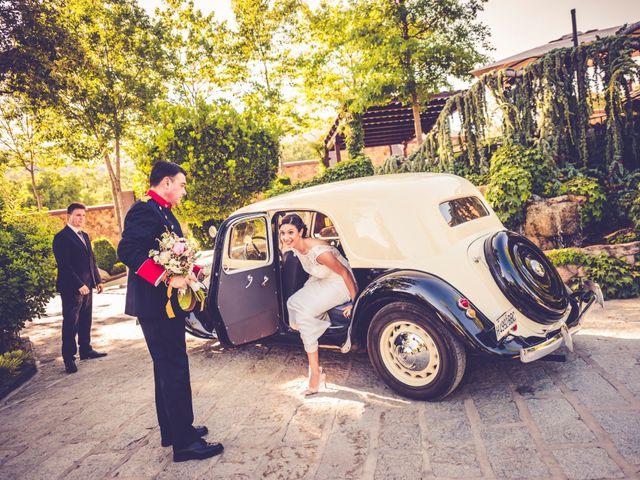 La boda de Victor y Sandra en Miraflores De La Sierra, Madrid 41