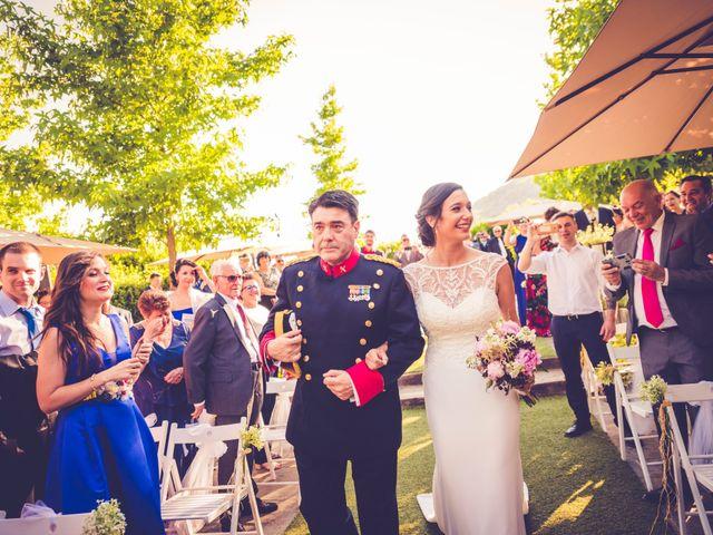La boda de Victor y Sandra en Miraflores De La Sierra, Madrid 43