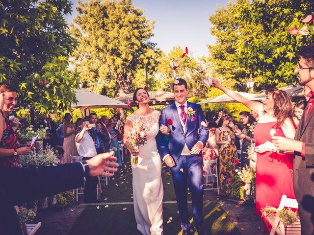 La boda de Victor y Sandra en Miraflores De La Sierra, Madrid 55