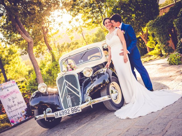 La boda de Sandra y Victor