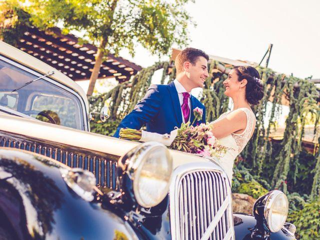 La boda de Victor y Sandra en Miraflores De La Sierra, Madrid 58