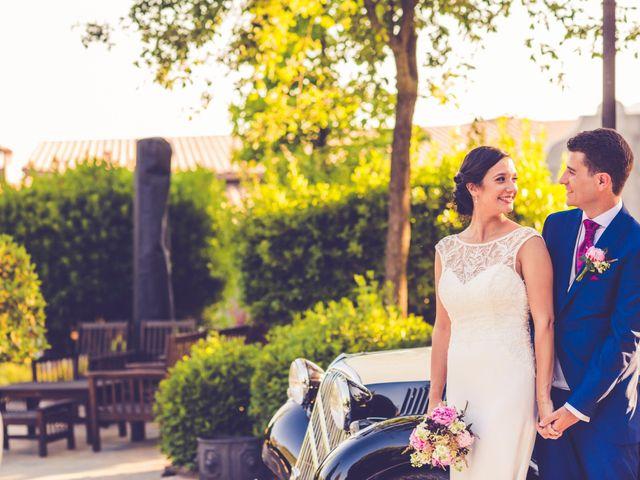 La boda de Victor y Sandra en Miraflores De La Sierra, Madrid 59