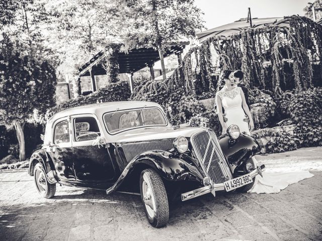 La boda de Victor y Sandra en Miraflores De La Sierra, Madrid 60