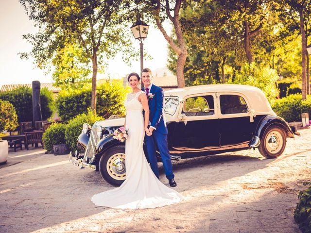 La boda de Victor y Sandra en Miraflores De La Sierra, Madrid 62