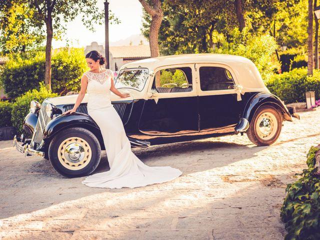 La boda de Victor y Sandra en Miraflores De La Sierra, Madrid 63