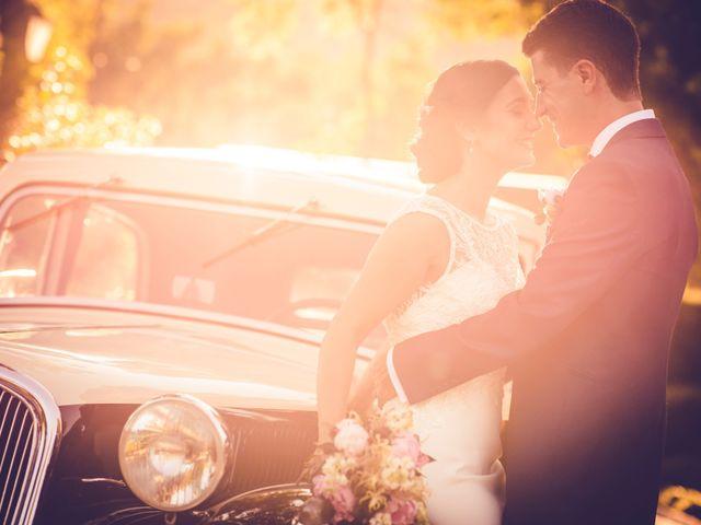 La boda de Victor y Sandra en Miraflores De La Sierra, Madrid 1
