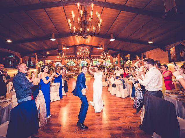 La boda de Victor y Sandra en Miraflores De La Sierra, Madrid 79