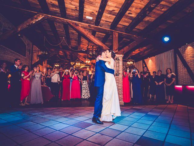 La boda de Victor y Sandra en Miraflores De La Sierra, Madrid 80