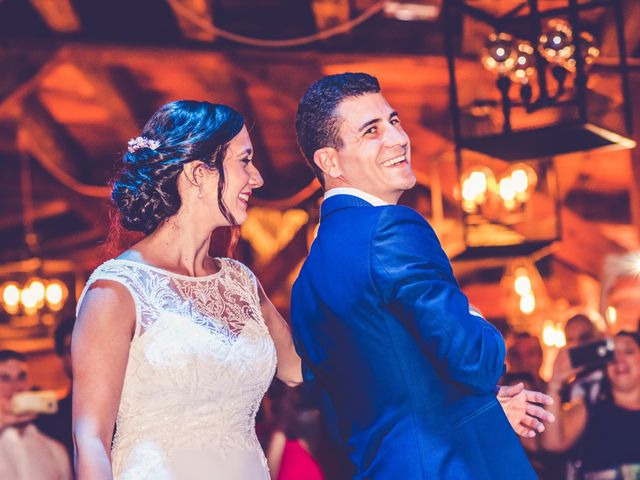 La boda de Victor y Sandra en Miraflores De La Sierra, Madrid 81
