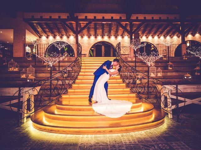 La boda de Victor y Sandra en Miraflores De La Sierra, Madrid 84