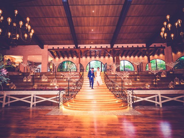 La boda de Victor y Sandra en Miraflores De La Sierra, Madrid 85